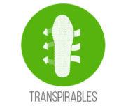 Transpirables